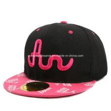 Popular Fashion Snapback Flat Cap (YC-681)