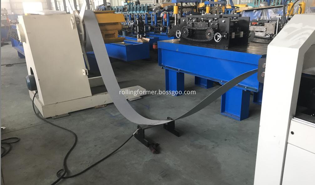 CU steel framing rollforming line
