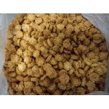 Cracker de arroz misturado com sabor