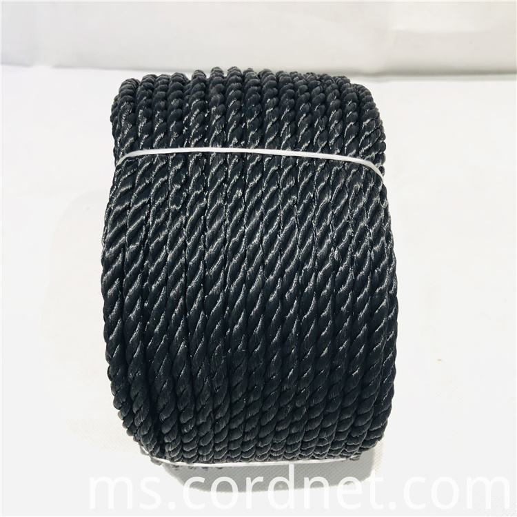 Black Pp Multi Twist Rope 2
