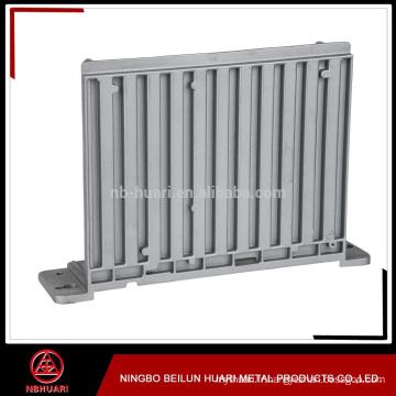Huari de haute qualité en aluminium auto-radiateur pour machine