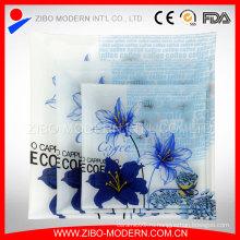 Элегантные декоративные квадратные закаленные стеклянные пластины оптом