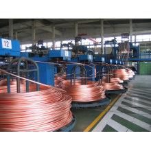 150 Kw Continuous Casting Machine For Copper Rod Copper Extrusion Machine