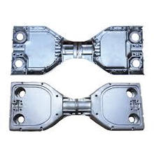 Rollerrahmen aus Aluminium / Magnesium
