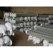 4-дюймовый Security Chain Link Fence Сделано в Chinahpzs6007)