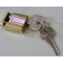 Brasil Polished Brass Cylinder (2314)
