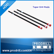 High quality hard rock mining tapered steel rod