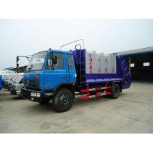 DongFeng 145 Compactador de Resíduos Caminhão-10000L
