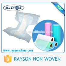 Polypropylene ss Spun Bond Perforated Non Woven for Diaper