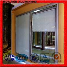 Vitres et portes en aluminium de haute qualité