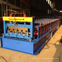 Certificado CE / ISO rússia typeH75 piso decks equipamentos formadores de rolo a frio