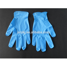 Nitrile gloves with CE and ISO