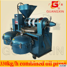 Stainless Steel Material Combined Oil Press China Best Oil Making Machine Yzlxq130-8