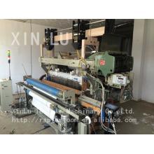 Machine à tisser automatique en tissu velours