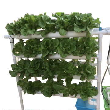 108 lubang NFT Hydroponic kit System