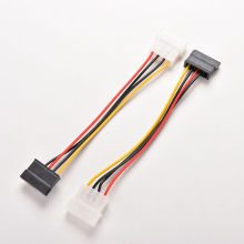 4 Pin IDE Molex to 15 Pin Serial SATA Cable