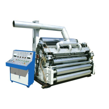 Absorbieren Sie Single Facer Machine