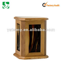 Дешевые деревянные урны для ПЭТ JS-URN160