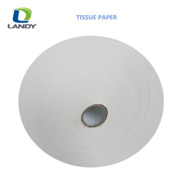 China Top-Qualität von Tissue-Papier Jumbo-Rolle Seidenpapier Verpackung