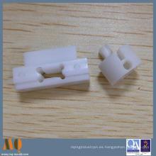 Piezas de plástico de alta precisión del molde para la parte de cerámica (MQ092)