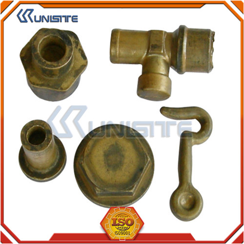 brass and aluminum forging auto parts