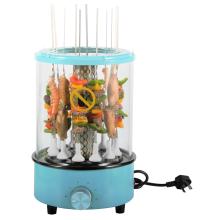 Máquina de kebab giratoria de horno giratorio de encimera eléctrica