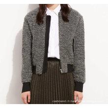Veste d'hiver et manteaux mode fille avec fantaisie