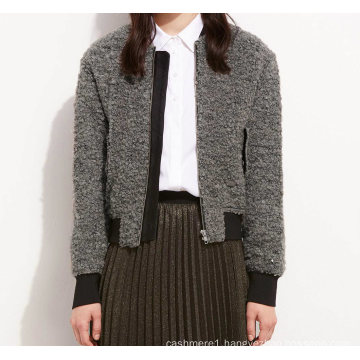 Girl Fashion Winter Jacket and Coats with Fancy