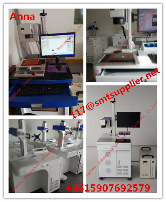 Fiber And Co2 And Uv Laser Marking Machine