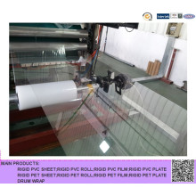 Clear Rigid Thermoforming Pet Film