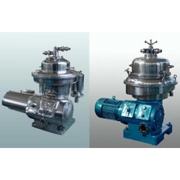 Dh Type Disc Stack Centrifuge Separation Equipment Soymilk