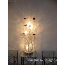 Contemporary Table Lamp, G4*20W,Aluminium Material