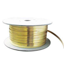 EDM Brass Wire 0.25mm For EDM Wire Cut Machine