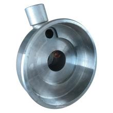 Ступицы трейлера нержавеющей стали с подвергать механической обработке CNC