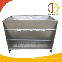 Alimentador de acero Sainless económico de la venta caliente en diversos tamaños