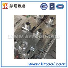 Componentes fazendo à máquina personalizados do CNC da elevada precisão do fabricante