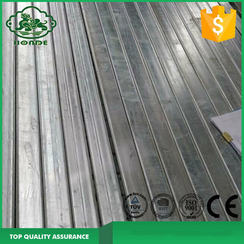 Aluminum Rails For Metal Roof