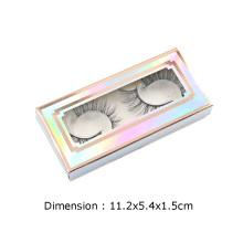 Custom Printed Private Label Eyelash Paper Box Packaging
