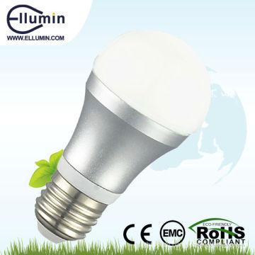 5W energiesparendes LED-Birnenlicht 85-265v