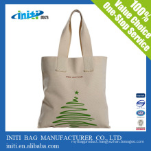 Hot New Product 100% Recycled Cotton Pouch Bag for Shopping