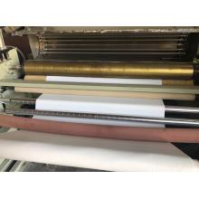 Non-woven fabric punching machine