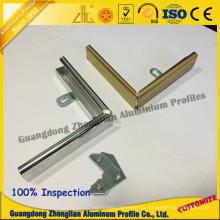 Perfil de extrusão de alumínio para moldura de alumínio