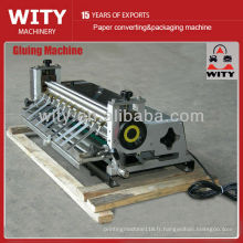 GJS700 Desktop Gluing Machine (vitesse réglable)