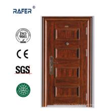 Porte en acier à quatre panneaux (RA-S065)