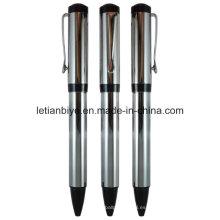 Bolígrafos de metal impresos personalizados con logotipo (LT-D014)
