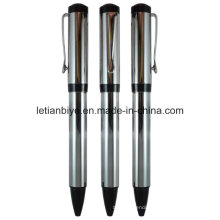 Custom Printed Metal Ballpoint Pens with Logo (LT-D014)