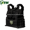 High quality tactical molle plate carrier with pouches military security vest