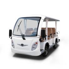 Elegant Design 11 Passengers Electric Sightseeing Car for Wholesale