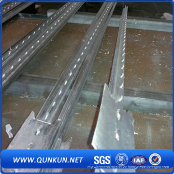 2016 Großhandel verzinkter Stahl T & Y Zaun Pfosten für Verkauf