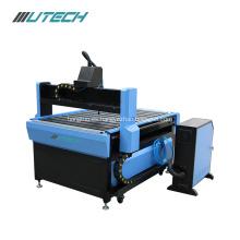 Máquina de grabado de madera de alta velocidad de la puerta del CNC